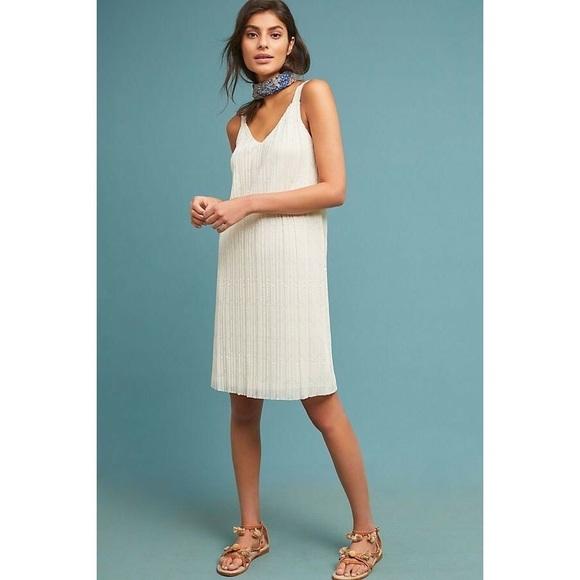 bcce12833d Anthropologie Dresses   Meadow Rue Prespa Pleated Dress   Poshmark